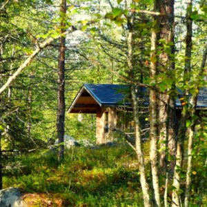 Digital Detox Urlaub Lapland Retreat
